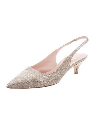 7d40fa7c094e Kate Spade New York Jeanette Slingback Pumps - Shoes - WKA99182 ...