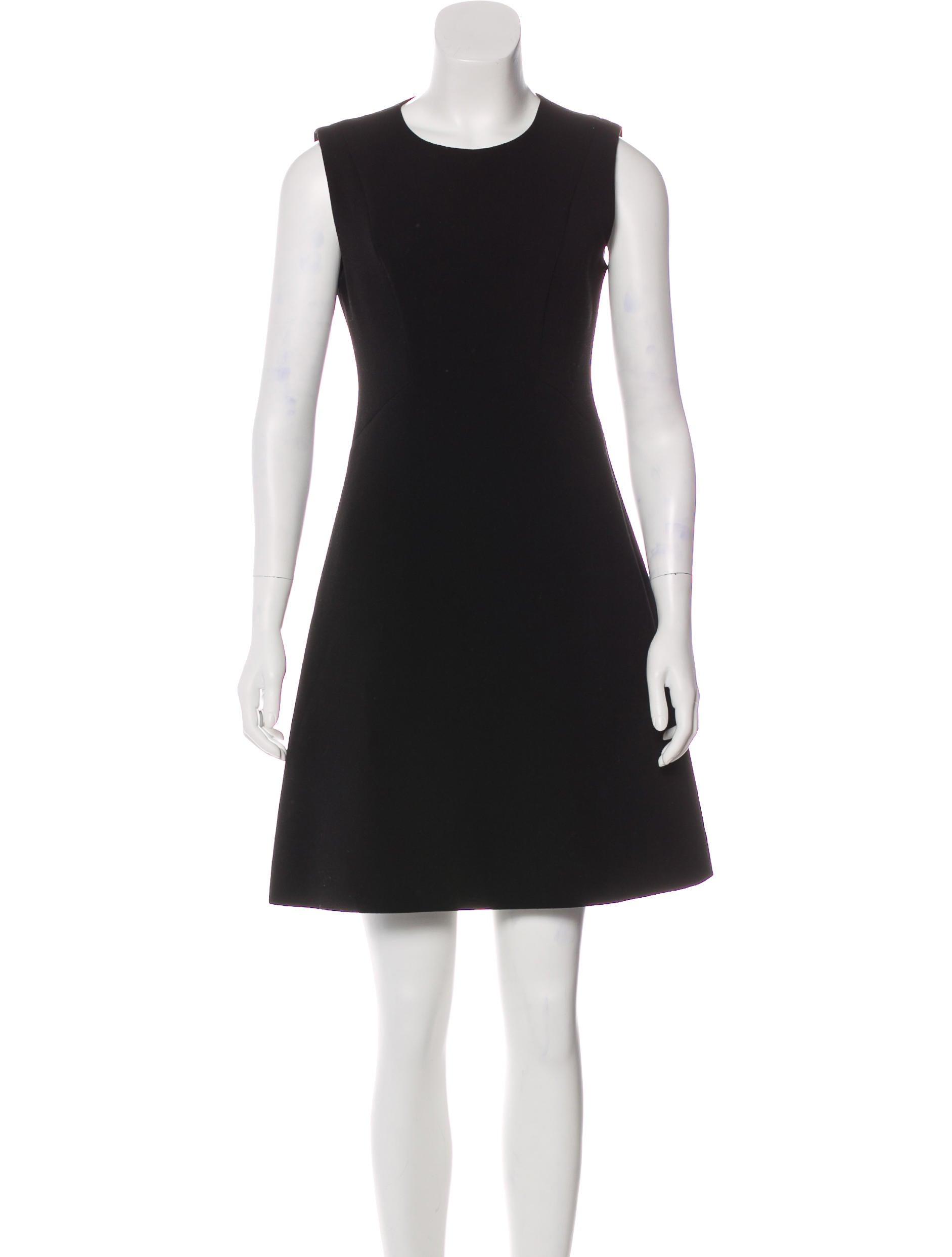 Kate Spade New York Sleeveless Mini Dress - Clothing -           WKA99711 | The RealReal