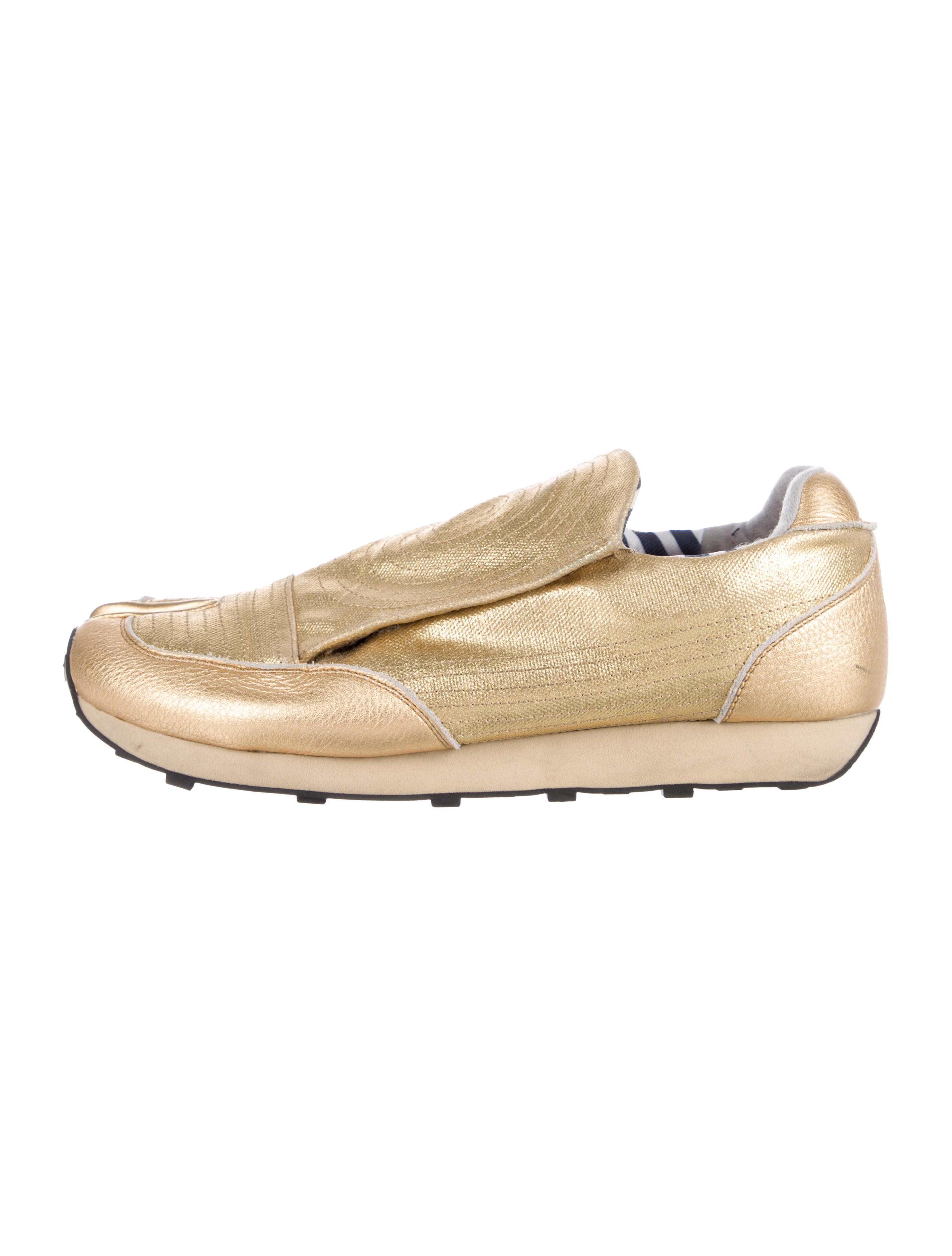 Kapital Tabi Split-Toe Sneakers - Shoes