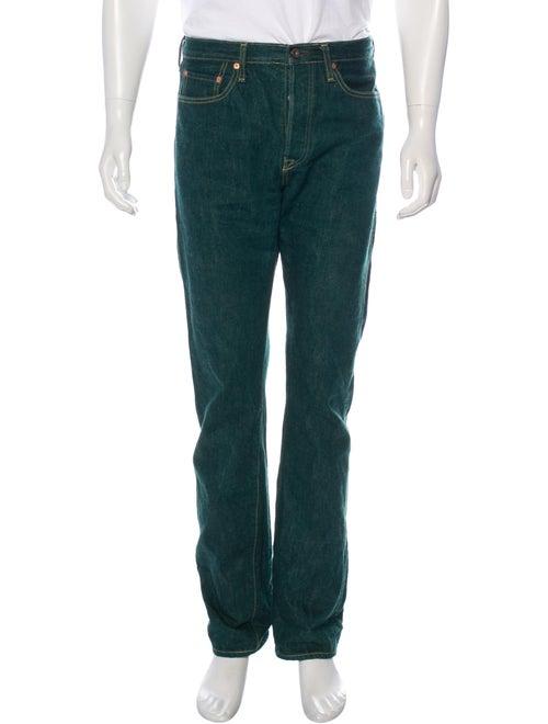 Kapital Straight-Leg Jeans