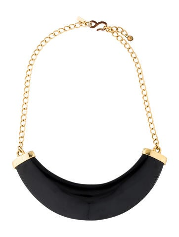Resin Collar Necklace