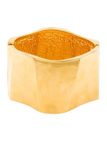 Gold-Toned Bangle