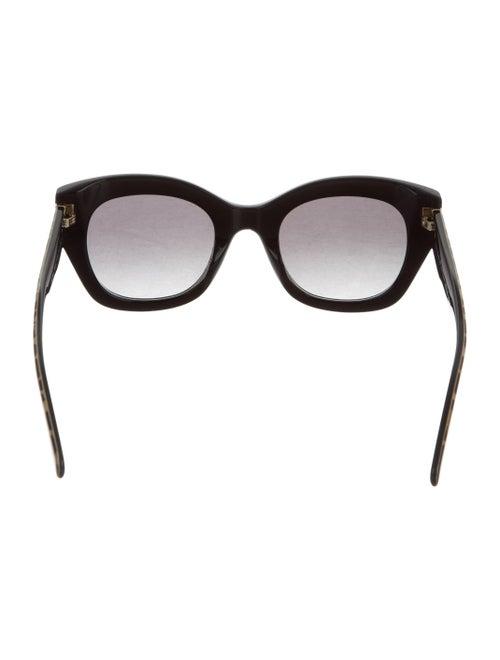 5b20a35fbda7 Kate Spade x Man Repeller Hello Sunshine Leopard Print Sunglasses ...