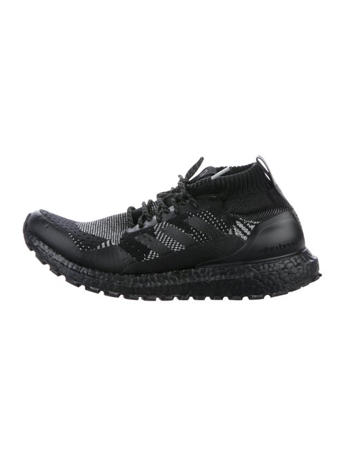 638eab81e87 KITH x Adidas x Nonnative 2017 Ultra Boost Mid TR Sneakers w  Tags ...