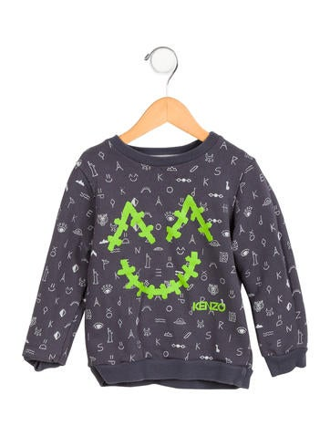 Kenzo Kids Boys' Printed Sweatshirt None