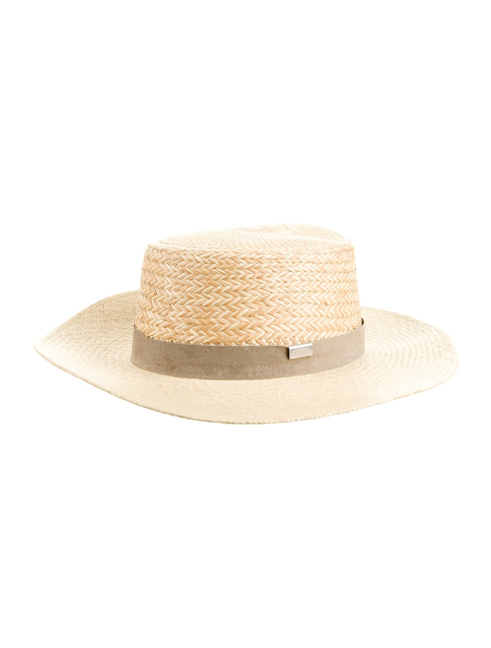 Kin The Label Straw Summer Hat - image 1