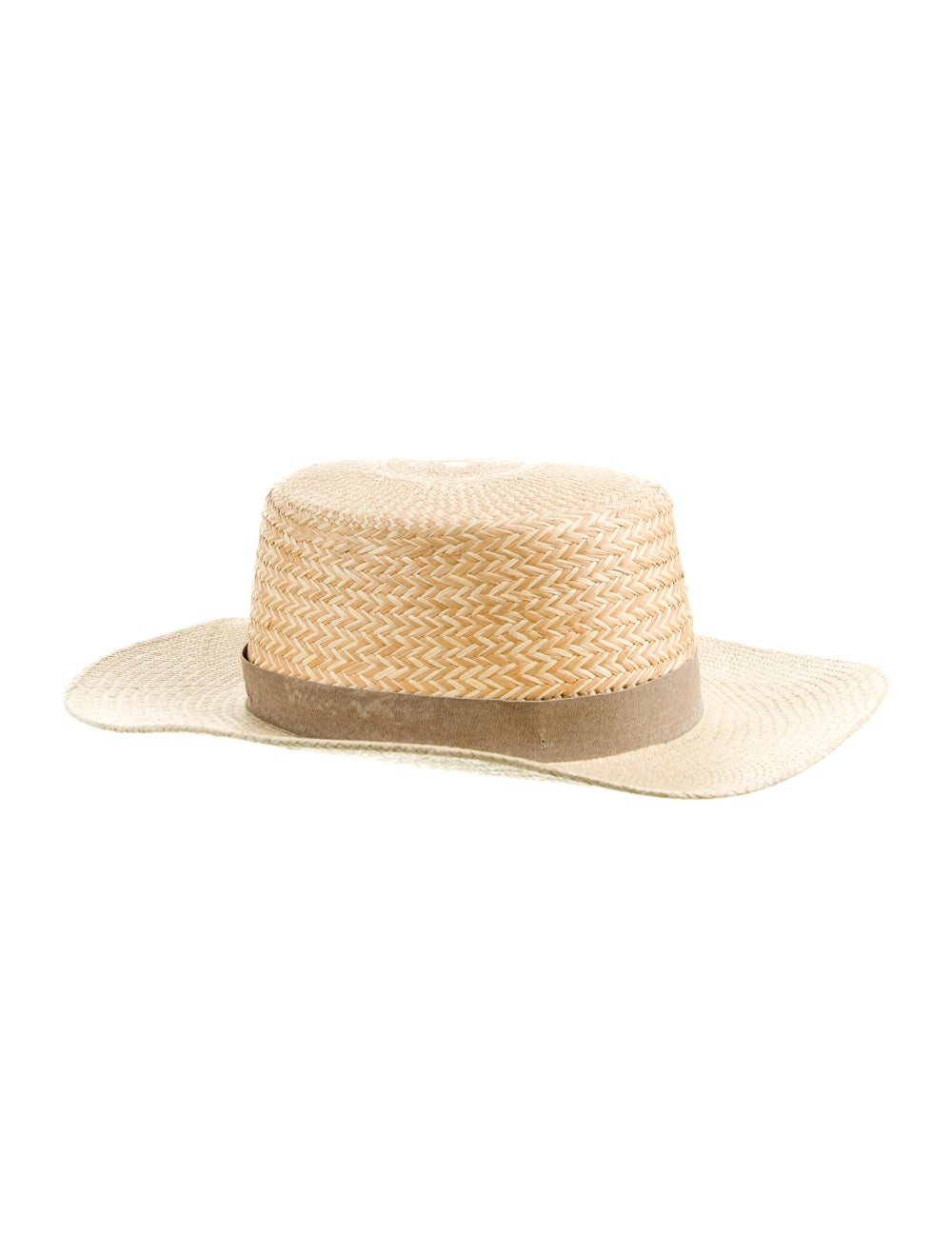 Kin The Label Straw Summer Hat - image 2