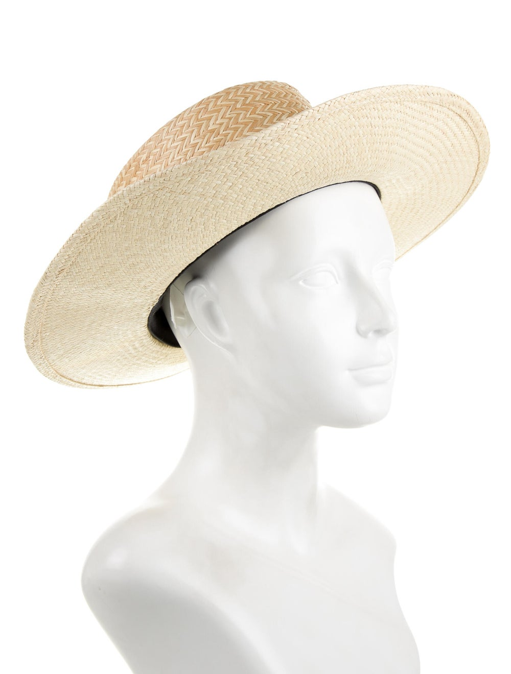 Kin The Label Straw Summer Hat - image 3