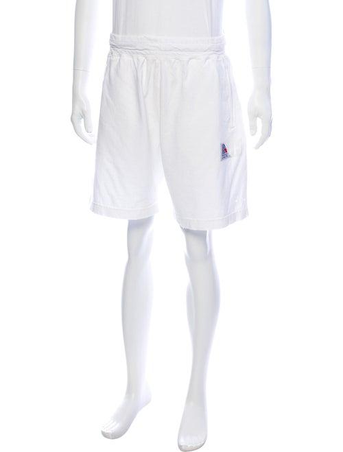 Kith Jogger Shorts White
