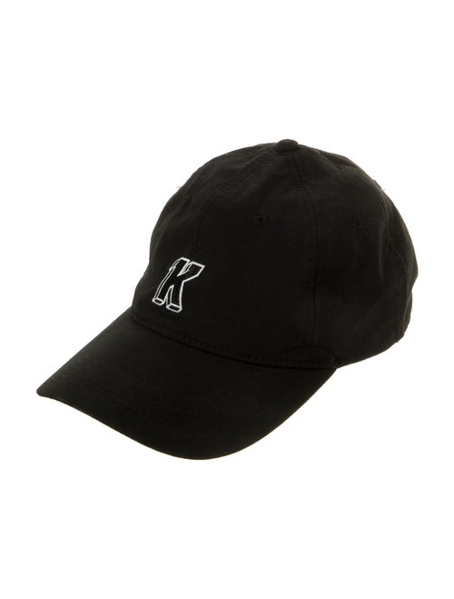 Kith Baseball Cap black