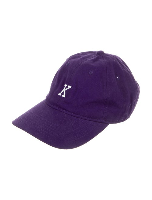 Kith Baseball Cap purple