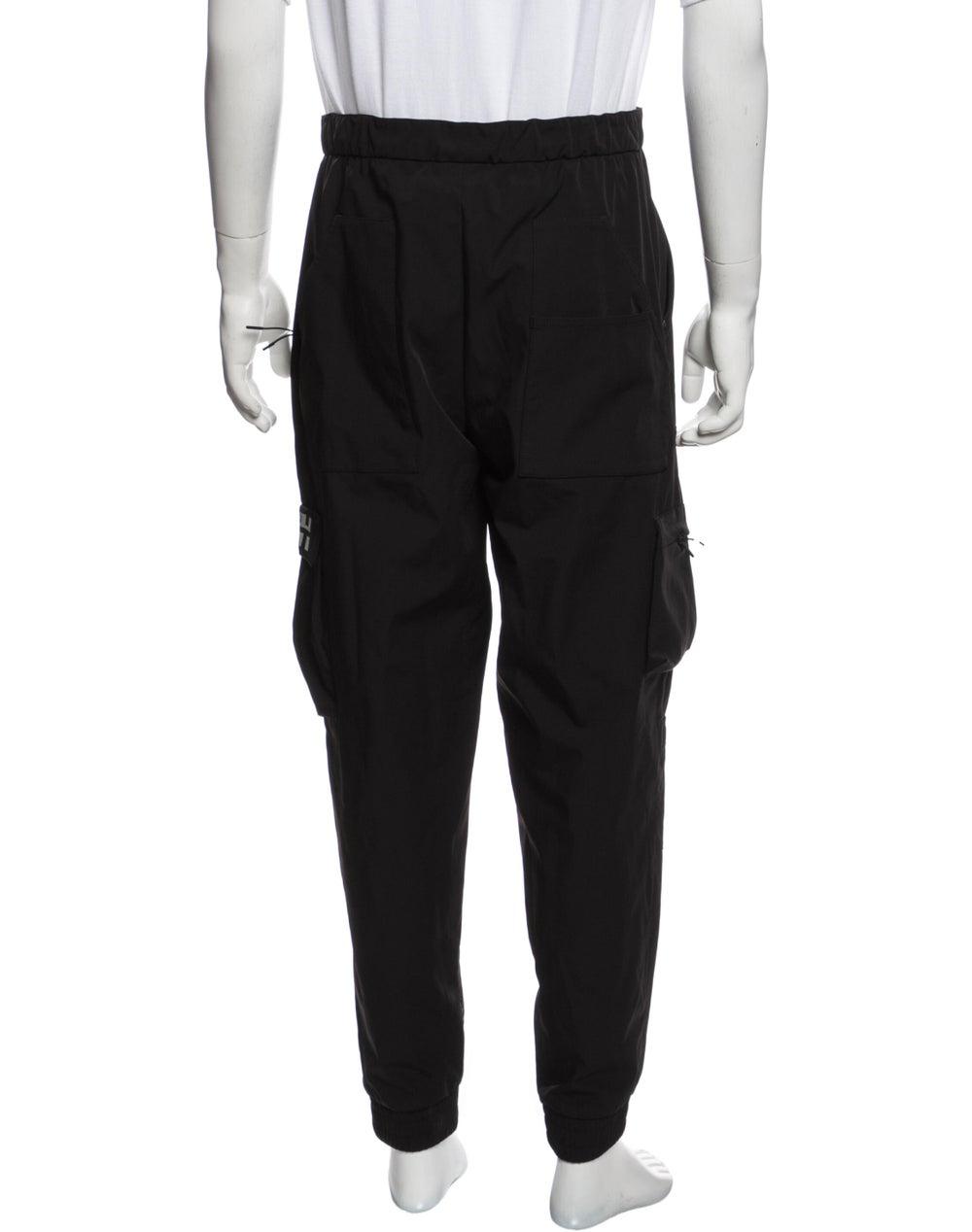 Kith Graphic Print Cargo Pants Black - image 3