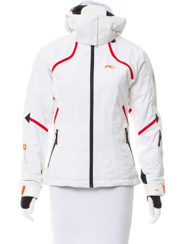 Kjus Hooded Athletic jacket None
