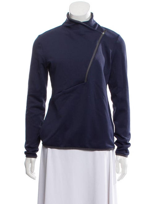 Kjus Turtleneck Long Sleeve Sweatshirt Blue