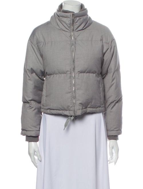 Karl by Karl Lagerfeld Down Jacket Grey