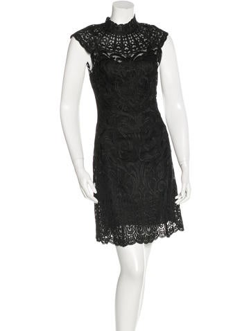 Lace A-Line Dress