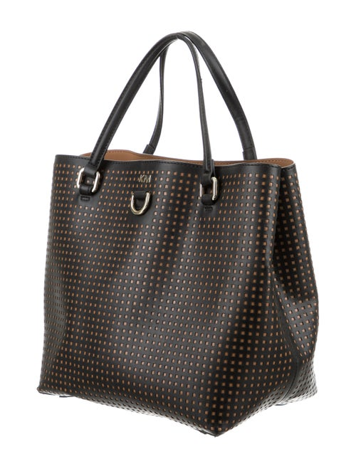 a22ecb04f25 Karen Millen Perforated Leather Handle Bag - Handbags - WKM27898 ...