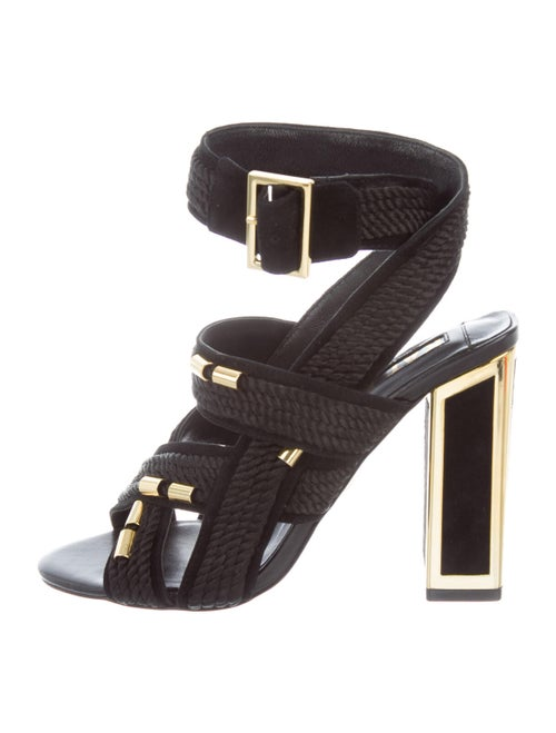 Kat Maconie Sandals w/ Tags Black