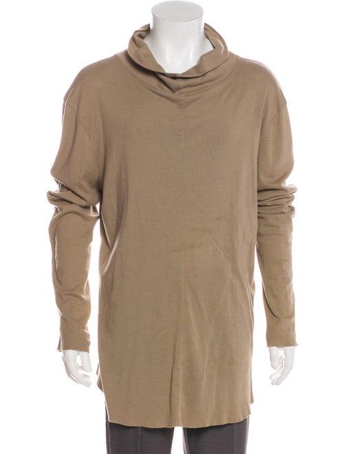 Knomadik Turtleneck Long Sleeve Pullover