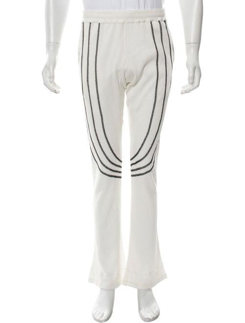 Kiko Kostadinov 0006 River Trousers white