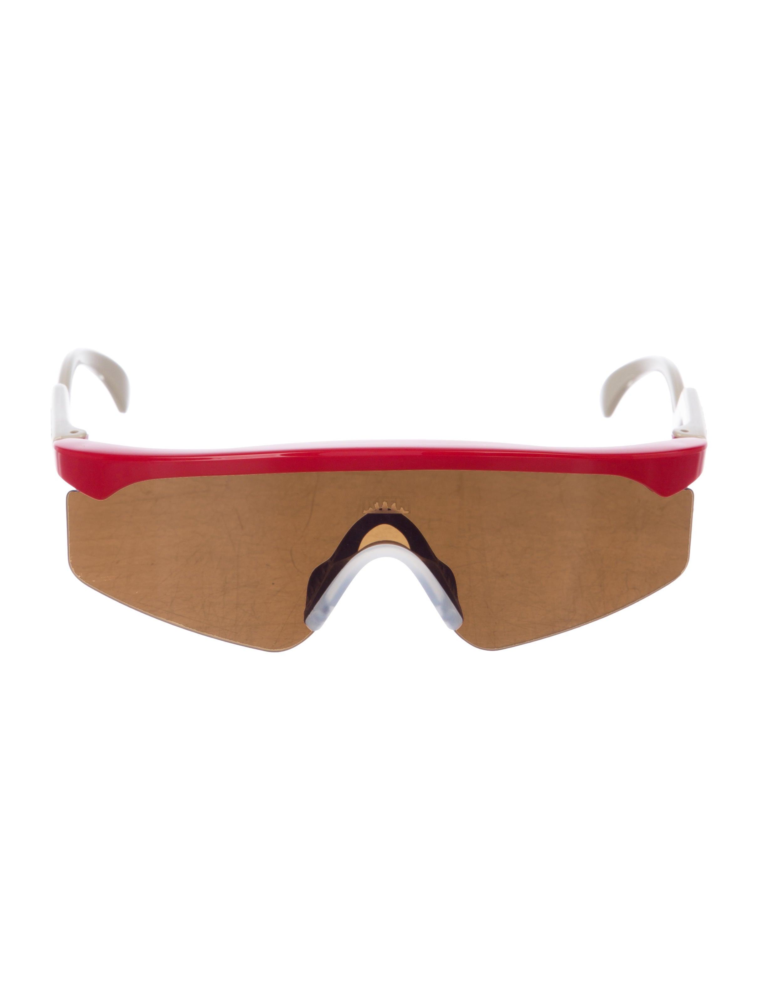 e8449fa119ec4 KITH x Oakley 2018 Razorblade Shield Sunglasses - Accessories ...