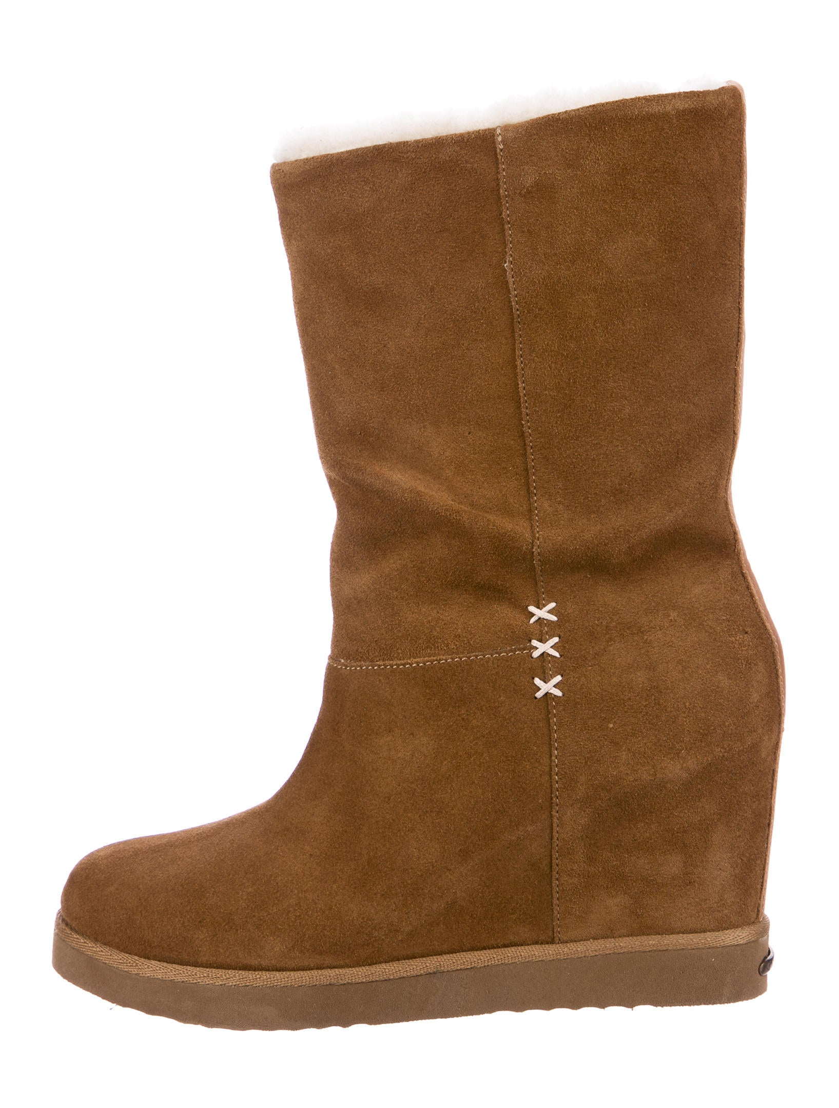fe6addfbc52 Koolaburra Wedge Boots - Ivoiregion