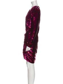 The Kooples V-Neck Mini Dress w/ Tags