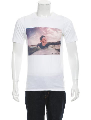 The Kooples Sport Graphic Crew Neck T-Shirt None