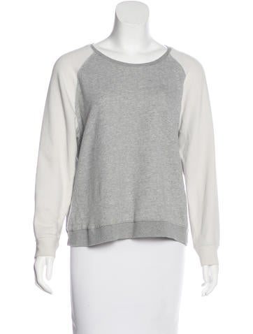 The Kooples Sport Colorblock Knit Sweater None