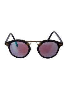 72b9174f4793d Round Tinted Sunglasses.  145.00 · Krewe