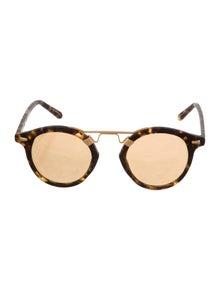 c8a6071a8f9e5 St. Louis Round Sunglasses.  225.00 · Krewe