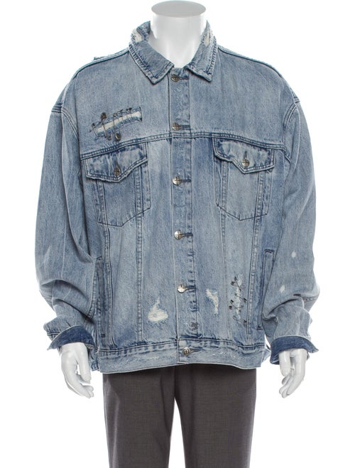 Ksubi Denim Jacket Denim