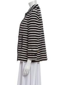 Kate Spade Broome Street Striped Blazer