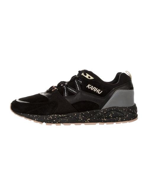 Karhu Colorblock Pattern Sneakers Black