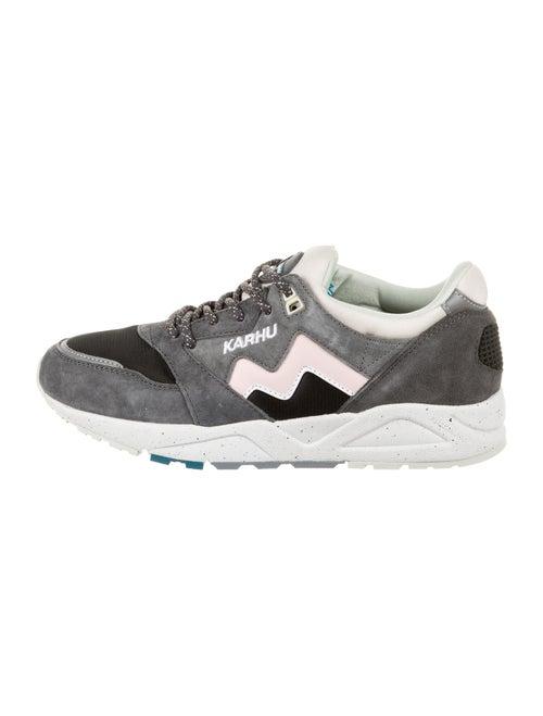 Karhu Suede Colorblock Pattern Sneakers w/ Tags Gr