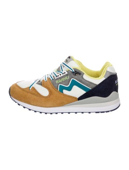 Karhu Colorblock Pattern Sneakers Brown