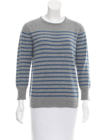 Kule Striped Cashmere Sweater w/ Tags None