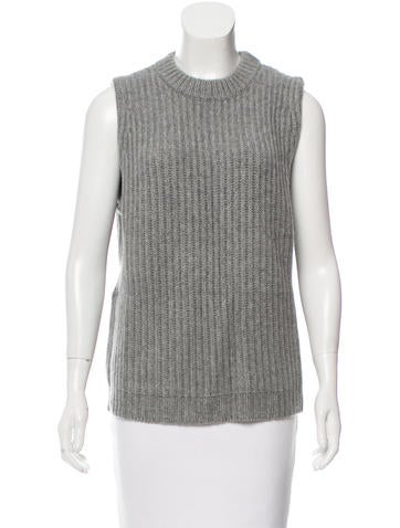 Kule Sleeveless Cashmere Top w/ Tags None