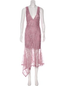 70e6dbfda9e4 Karina Grimaldi. Lace Sleeveless Maxi Dress w/ Tags