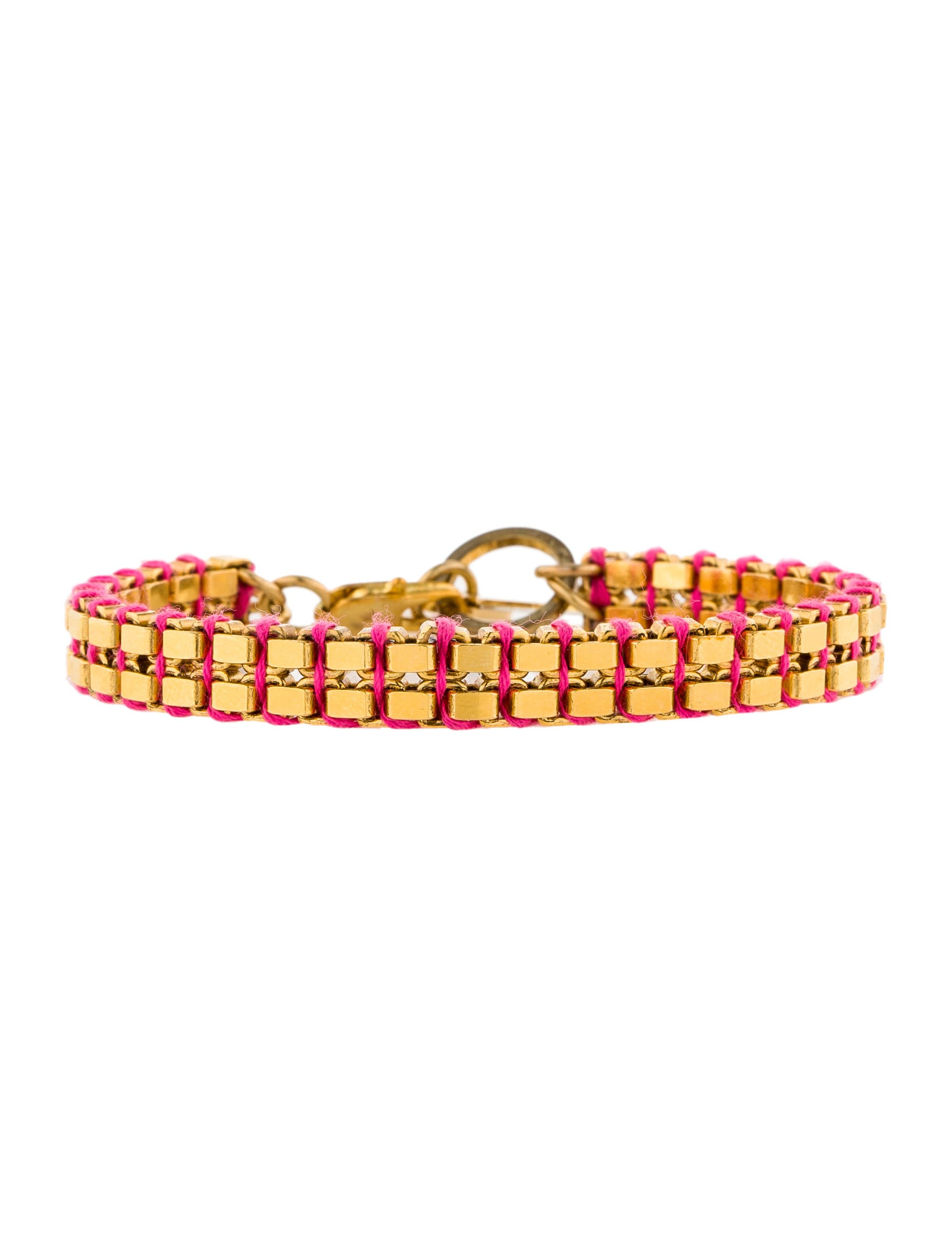 bracelet fortune ruby gp jewellery style estore