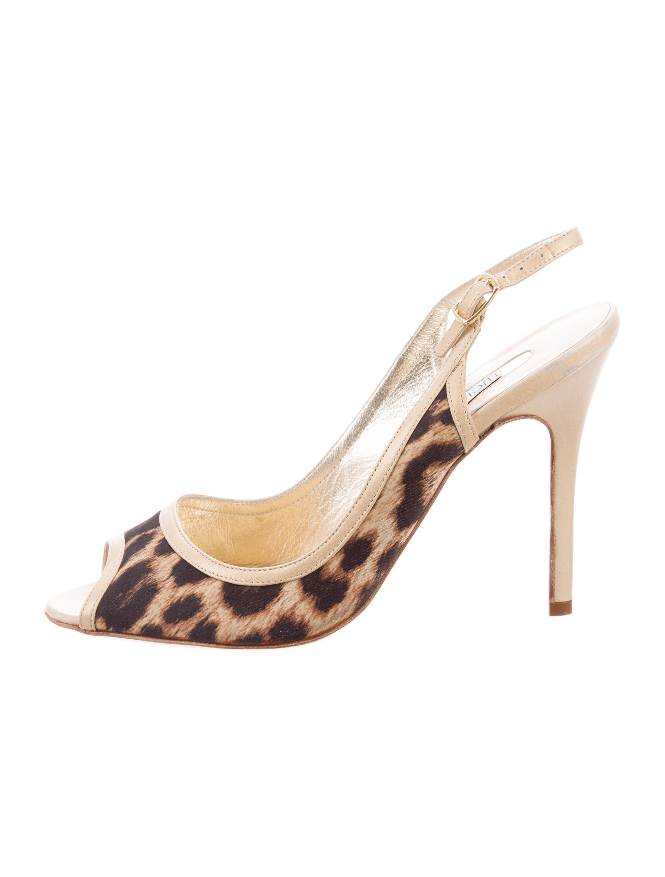 Luciano Padovan Suede Slingback Pumps cheap sale online ZYE5x2aTtd