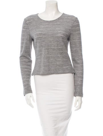 L'Agence Wool Sweater None