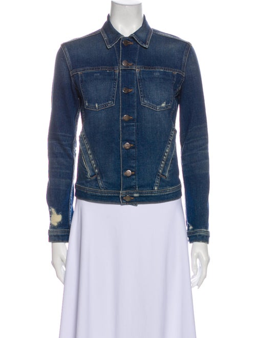 L'Agence Denim Jacket Denim