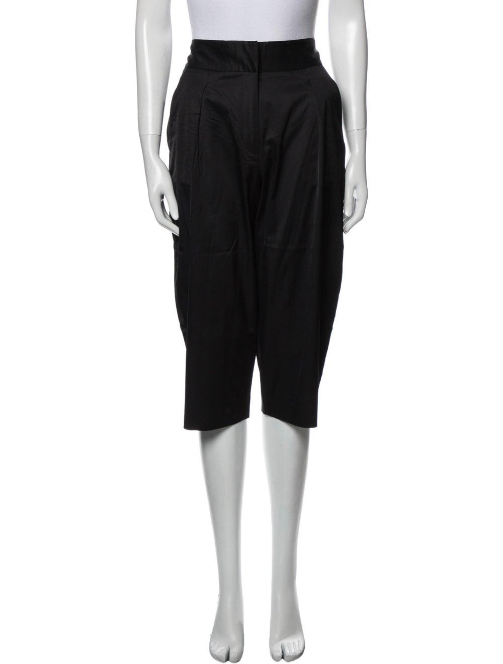 L'Agence Wide Leg Pants Black - image 1
