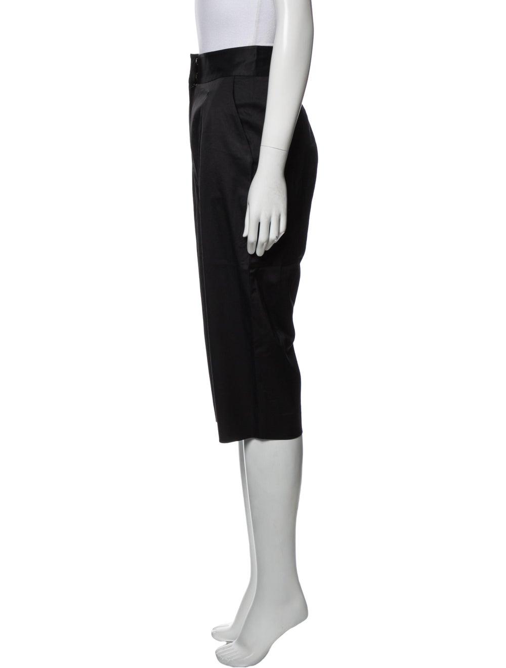 L'Agence Wide Leg Pants Black - image 2