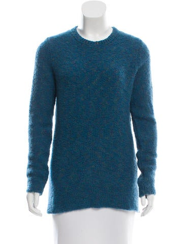Lucien Pellat-Finet Embroidered Cashmere Sweater None