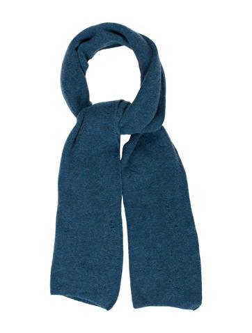 Lucien Pellat-Finet Cashmere Knit Stole None