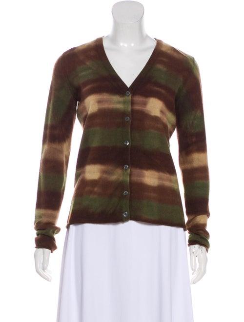 Lucien Pellat-Finet Cashmere Tie-Dye Print Sweater