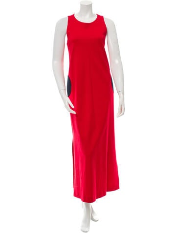 Lisa Perry Sleeveless Maxi Dress None