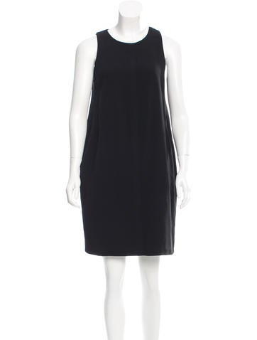 Lisa Perry Sleeveless Mini Dress None